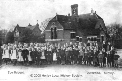 outwood school 1905