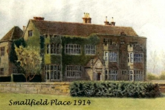 smallfield place 1914