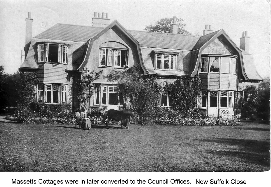 massetts cottages 1920