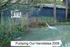 pumping out 2008