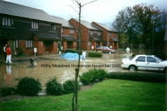 withy meadows flood 7-11-2000