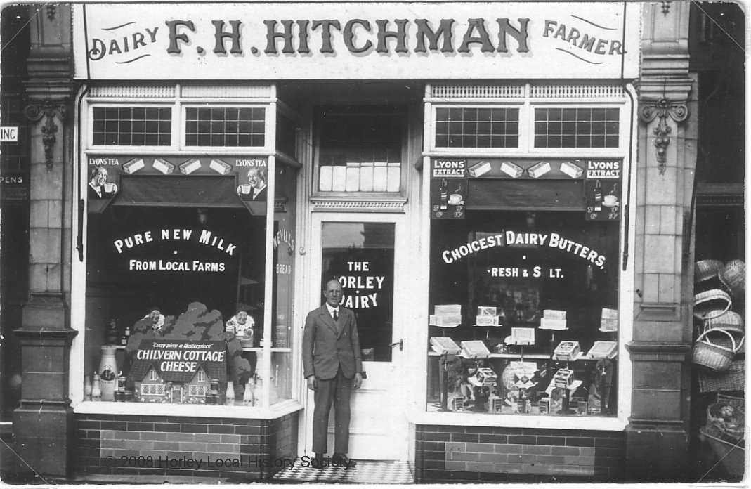 Hitchman dairy
