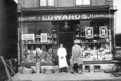 Blundell Edwards and son
