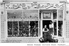 Letchfords boot shop