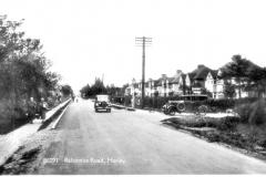 balcombe road junct haroldslea drive