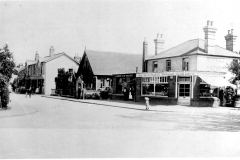 station road now high street