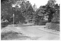 vicarage lane - corner c1900