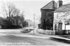 victoria road junct of church road