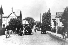 victoria road looking n w from town centre