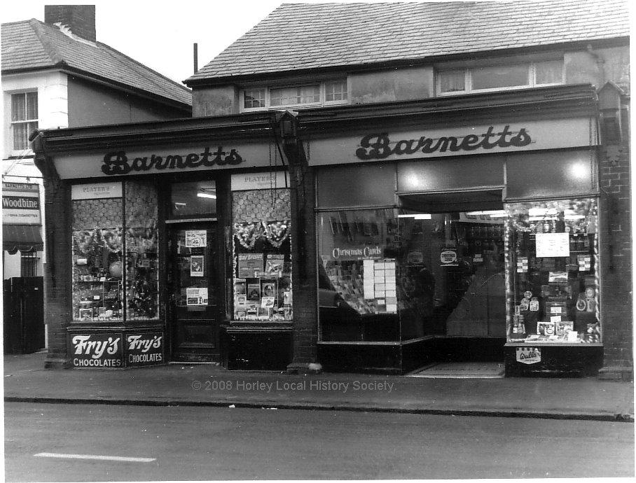 Barnetts c1960