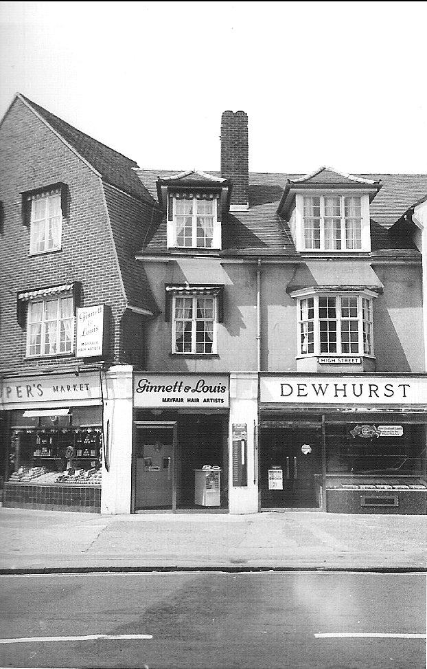 high st  1-3  1974.00  ginnett  louis dewhurst  b  w
