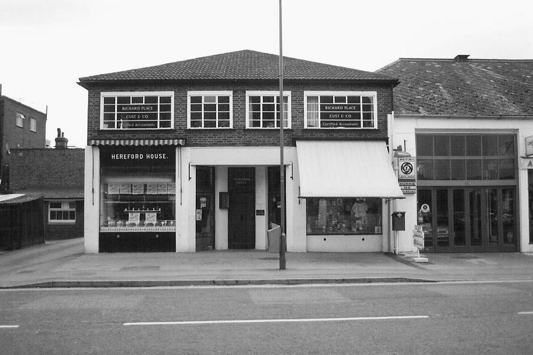massetts rd  7-11  1984.06  hereford house butchers  haberdashery q auto services