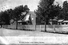 horley row c1904