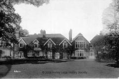 kingsley horley row