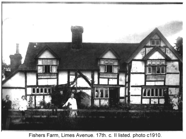 fishes farm c1910