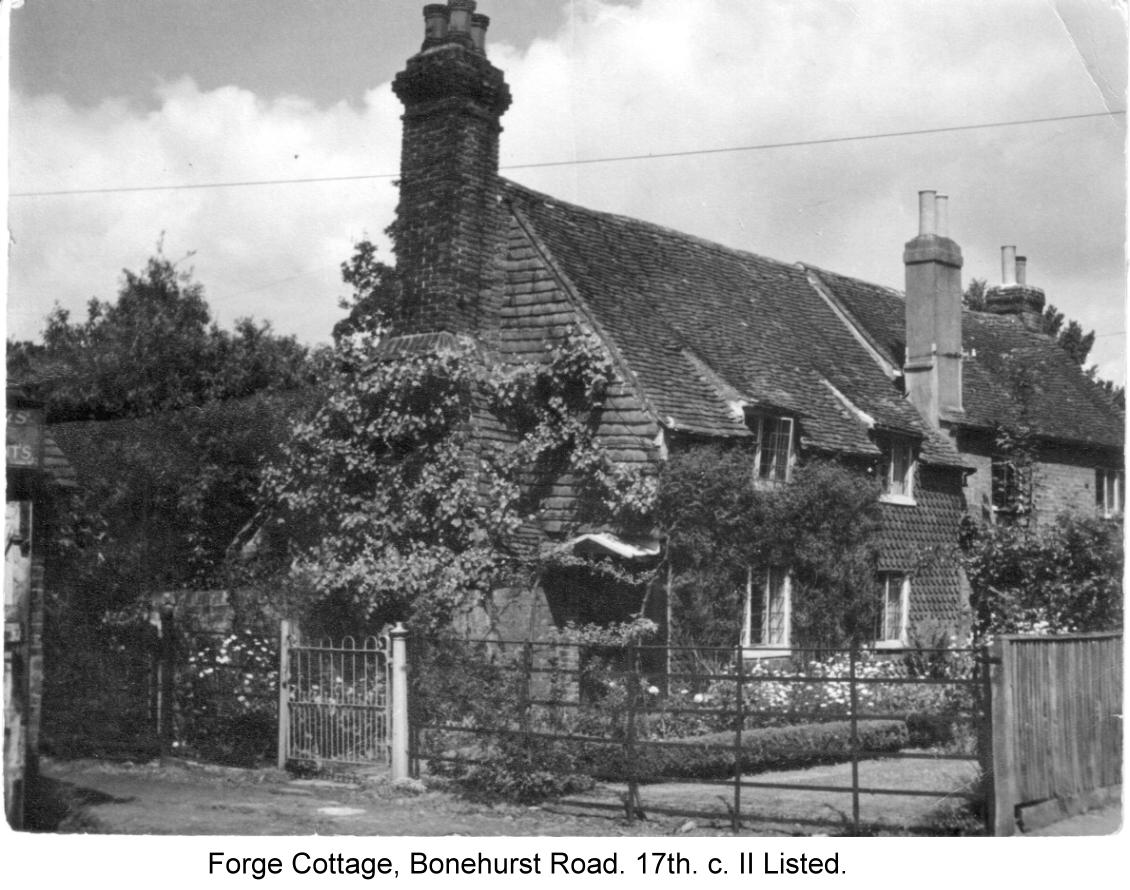forge cottage-horley