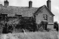 benhams farm house horley row