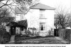 swiss cott balcombe rd rear of station rd 1905