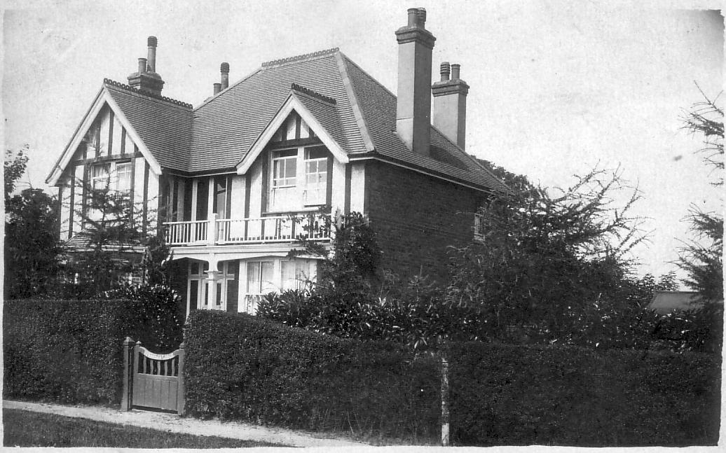 veranda lodge parkhurst road 1931