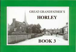 Great Grandfather's Horley Book 3