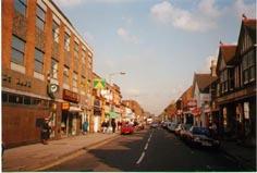 High Street, Horley, Surrey