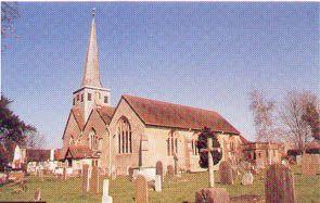 St. Bartholemew's Church, Horley, Surrey