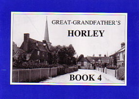 Grandfathers Horley book 4