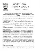 HLHS Newsletter August 2014-1
