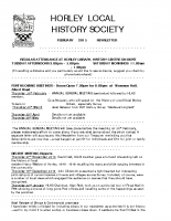 HLHS Newsletter Feb 2015